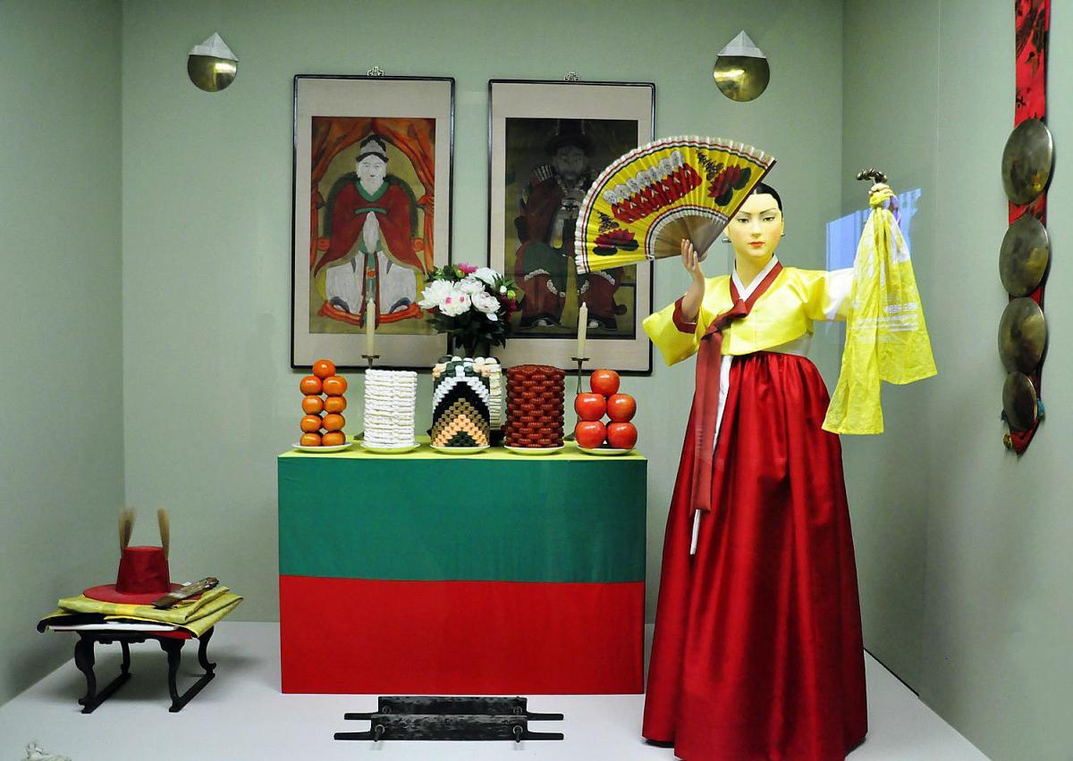 Национальный фольклорный музей Кореи