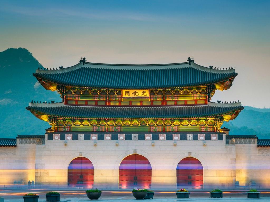 Дворцовый комплекс Кенбоккун, Сеул