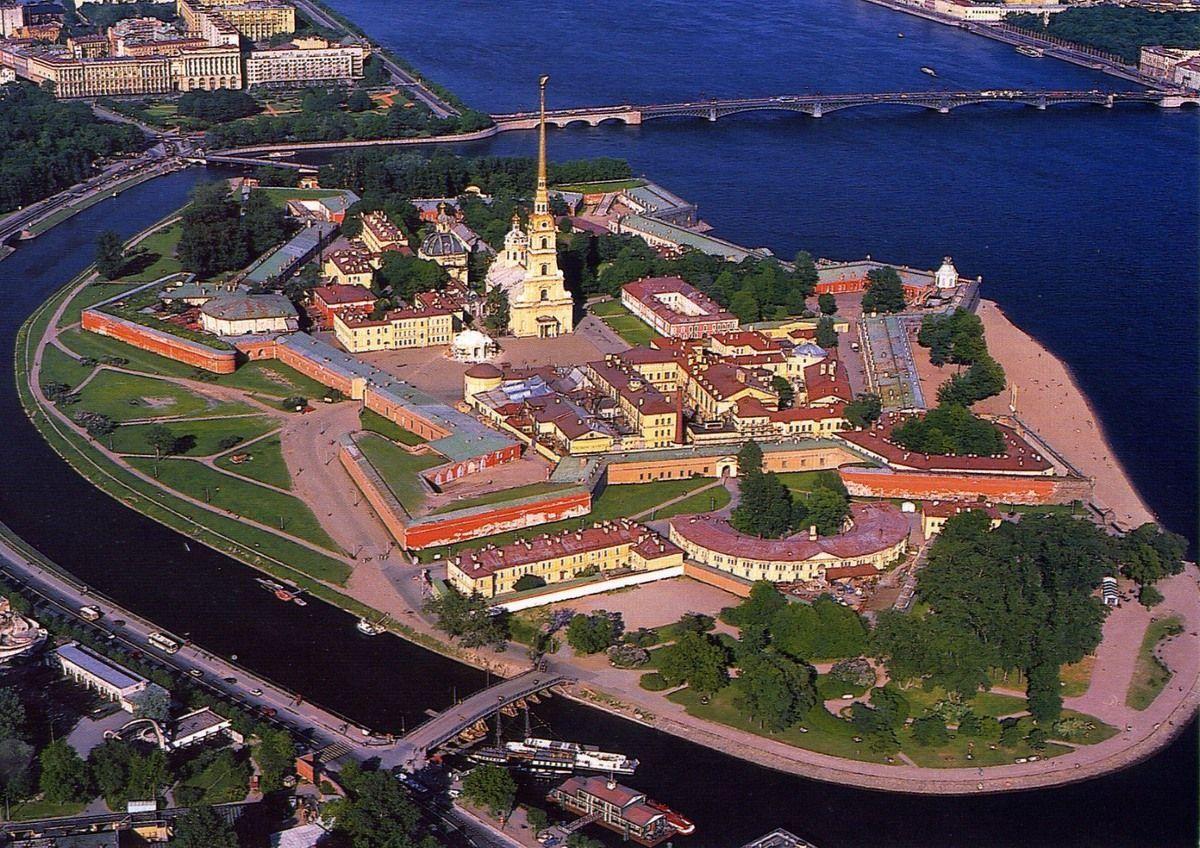 картинки крепостей санкт петербурга