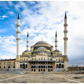 Анкара (Турция): башня Атакуле, мечеть Коджатепе, аквариумы и аквапарки