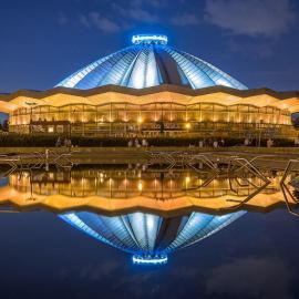 Большой московский цирк на проспекте Вернадского: история и архитектура