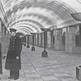 Станция метро «Охотный Ряд»: архитектура и история