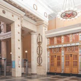 Станция метро «Курская» Кольцевой линии: архитектура и история
