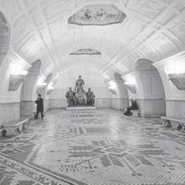 Станция метро «Белорусская» Кольцевой линии: архитектура и история