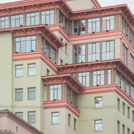 Бизнес-центр «Садовая Плаза» на Долгоруковской: архитектура и история