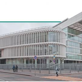 Арбитражный суд Московского округа: архитектура здания и история создания