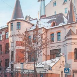 Скоропечатня А.А. Левенсона в Москве на Трехпрудном переулке