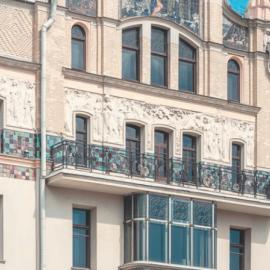 Гостиница «Метрополь» в Москве: архитектура здания