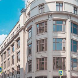 Дома Северного страхового общества в Москве на Ильинке