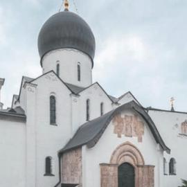 Покровский собор Марфо-Мариинской обители в Москве
