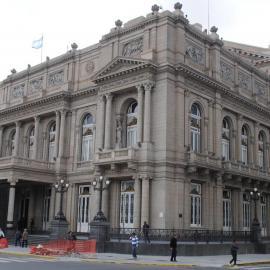 Буэнос-Айрес: парки, музеи, Обелиск, оперный театр, дворец конгресса
