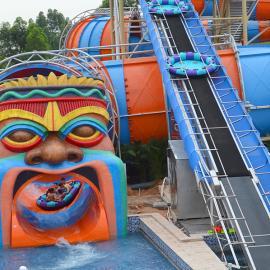Аквапарк Чимелонг (Китай): аттракционы парка развлечений