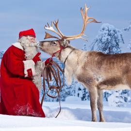 Деревня Санта-Клауса (Финляндия): сказочные домики, эльфы и олени