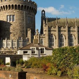 Дублин: замок, утесы, зоопарк, собор Святого Патрика, Дорога гигантов