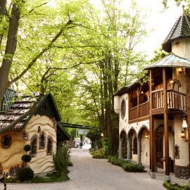 Европа-парк (Германия): развлечения и аттракционы
