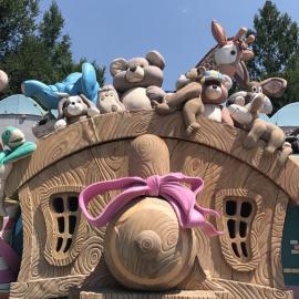 Парк Гардаленд (Италия): развлечения и аттракционы