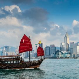 Гонконг: пик Виктория, Дак Линг, Большой Будда, парки, колесо обозрения