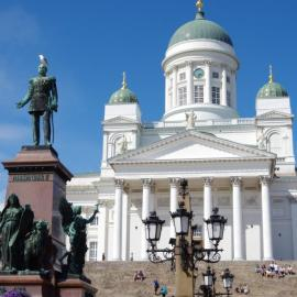 Хельсинки (Финляндия): достопримечательности города
