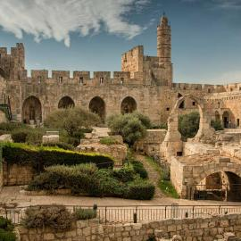 Иерусалим: мечети и храмы, Старый город, Золотые ворота, Стена Плача