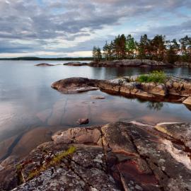 Карелия: озера, Спасо-Преображенский монастырь, карьеры, парки, остров Кижи