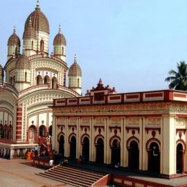 Колката (Калькутта): мемориал Виктории, Собор Святого Павла, храм Кали