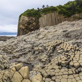 Курильские острова: Кунашир, Шикотан, Итуруп. Природа и животный мир