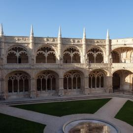 Лиссабон: замок Святого Георгия, Океанариум, мост, монастырь Жеронимуш