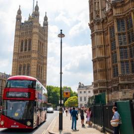 Лондон: Вестминстер, площади, дворцы и аббатства, Стоунхендж, Биг-Бен