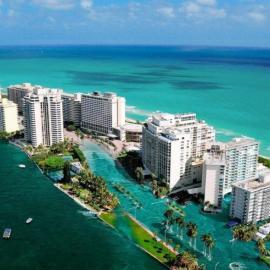 Майами: пляжи и парки, Вилла Вискайя, Оушен Драйв, Башня Свободы