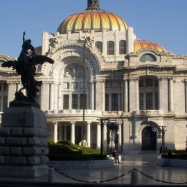 Мехико: площади и проспекты, музеи, КидЗания Санта-Фе, зоопарк