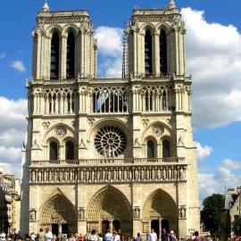 Париж: Лувр, Нотр-Дам, Люксембургский сад и дворец, Музей Родена