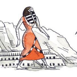 Хуфхор: путешествия египтян,экспедиция Хатшепсут и карты Птолемея