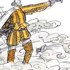 Фрэнсис Дрейк: экспедиции и путешествия пирата с титулом рыцаря