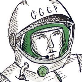 Юрий Гагарин в космосе. Биография и полет космонавта