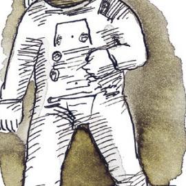 Нил Армстронг: высадка астронавта на Луну и исследование космоса