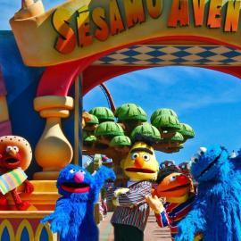Порт Авентура (Испания) - парк развлечений. Аттракционы и горки