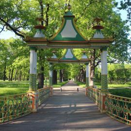 Пушкин: парки, Царское Село, Екатерининский дворец, Ратная палата