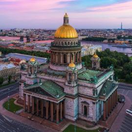 Санкт-Петербург: музеи, соборы, храмы, крепости, памятники, театры