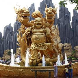 Суой Тьен (Вьетнам): аттракционы и развлечения