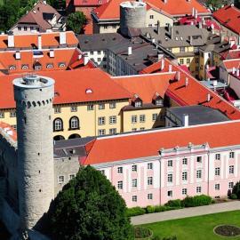 Таллин (Эстония): достопримечательности города