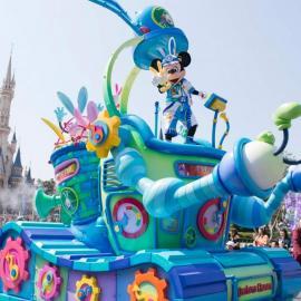 Токийский Диснейленд (Япония): аттракционы и развлечения