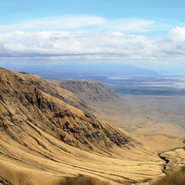Восточно-Африканская (Большая, Великая) рифтовая долина