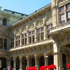 Вена: дворцы Бельведер и Хофбург, Дом моря и Дом музыки, Венская опера