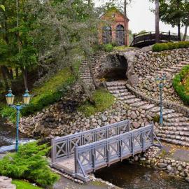Вильнюс: замки и дворцы, музеи, парк «Бельмонтас», башня Гедимина